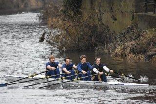 Durham ARC senior men\'s 4x- (Brad Knights, Nick Spong, Nicholas Baird, David Rutter)