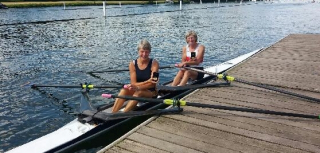 Henley Masters 2017 WMasF 2x