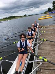 WMasE 4x- National Masters 2018