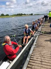 WMasE 8+ National Masters 2018