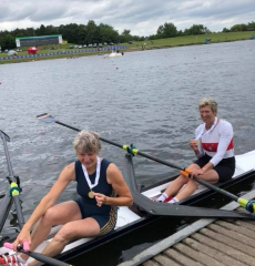 WMasF 2x National Masters 2018