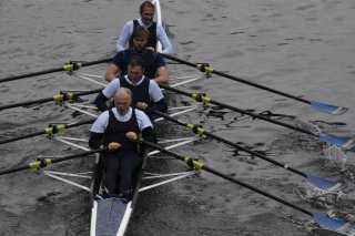 Durham ARC Masters C 4x- (Richard Court, Brad Knights, Paul Rutter, JohnLyons)
