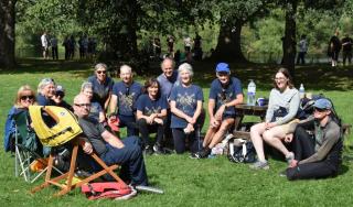 DARC crews at Hexham Explore Series