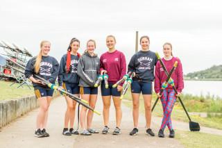 J14 girls at BRJC 2019