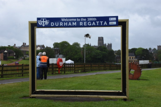 the 186th Durham Regatta