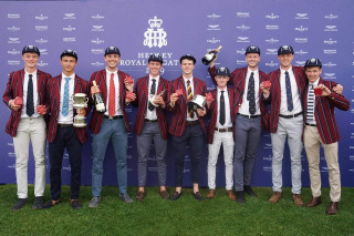 Oxford Brookes 8 at Henley