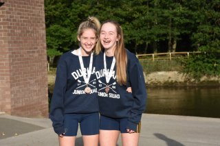 WJ14 2x bronze medals