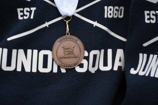 BR Junior Championship bronze medal