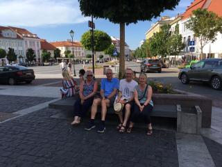 Lithuania tour 2019