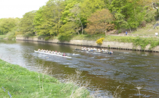Durham City Regatta winners