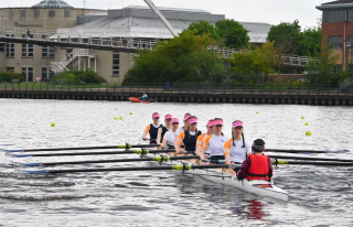 J15 girls eight