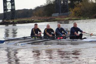 Wansbeck MasD 4x- (Angela\'s Rowing Photographs)