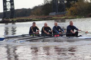 Wansbeck MasD 4x- (Angela\'s Rowing Photographs)