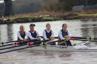 Wansbeck WMasG 4x- (Angela\'s Rowing Photographs)