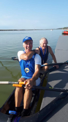MasF 2x Nick Cowan and Andy Jaggard