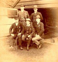 Original Durham ARC Boathouse 1860 - 1897