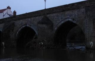 Elvet Bridge Dec 2015