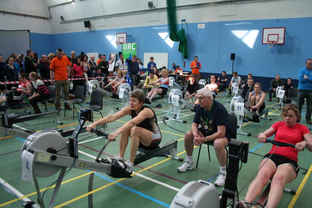 Indoor Rowing Durham Amateur Rowing Club