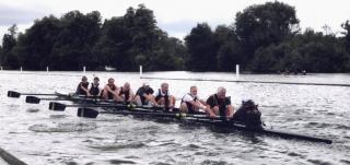 Henley 2011 Winning Masters F 8