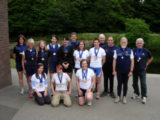 DARC win the Victor Lodorum at the British Masters, June 2011