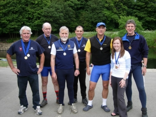 National Masters 2011