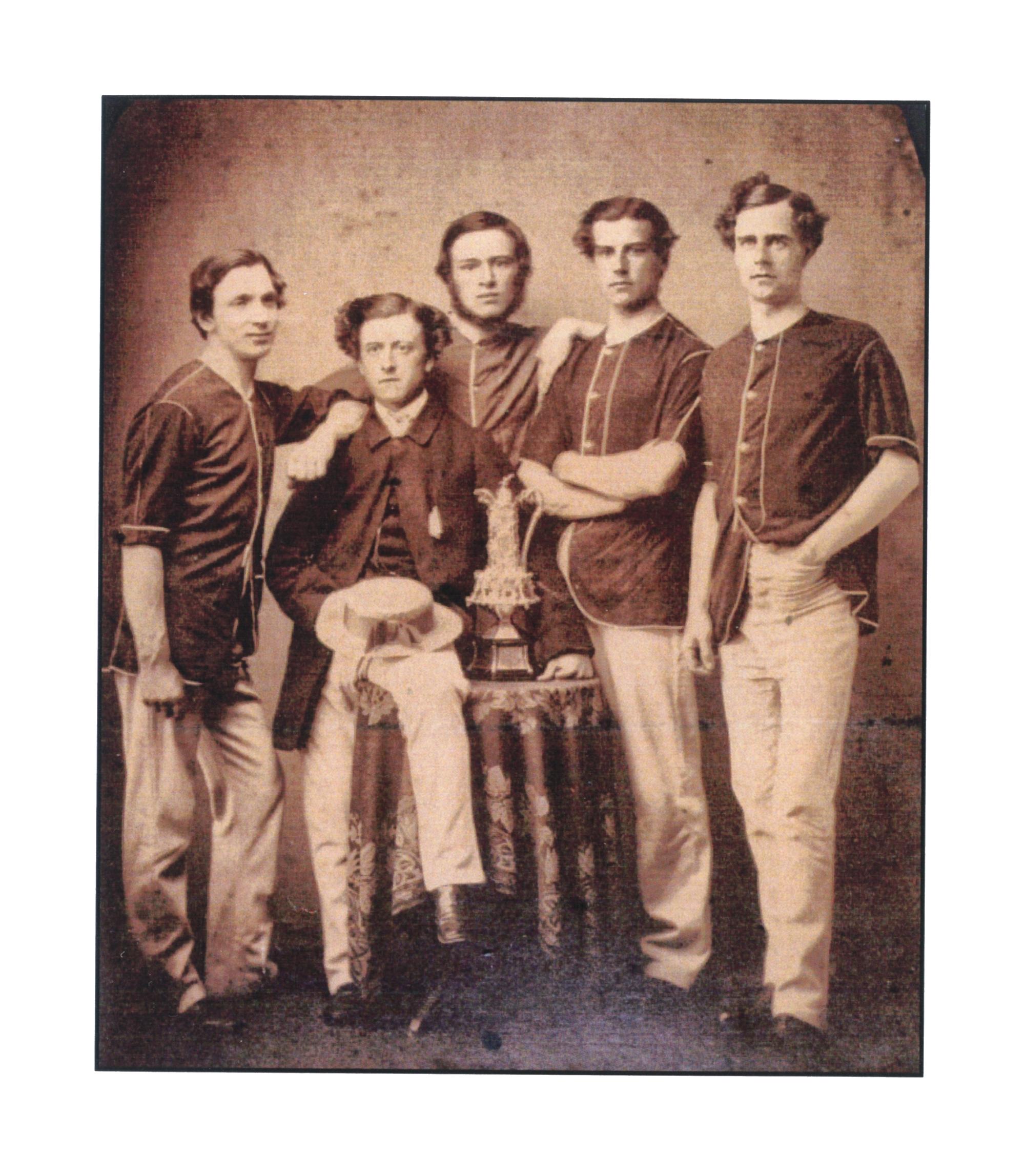 DUBC first four 1860