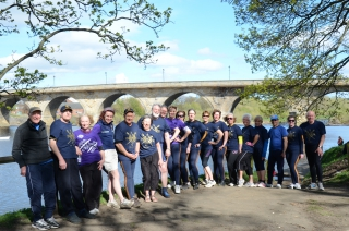 DARC rowers at Hexham