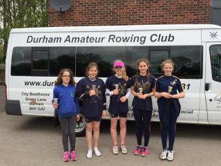 Juniors quad winners