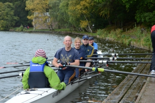 Round 8, October, Talkin Tarn
