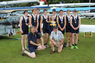 Winning Junior Eight
