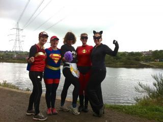 DARC superheroes aka Wear Together