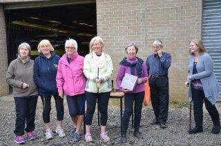 Runners-up DARC Demons - Tyne 2015