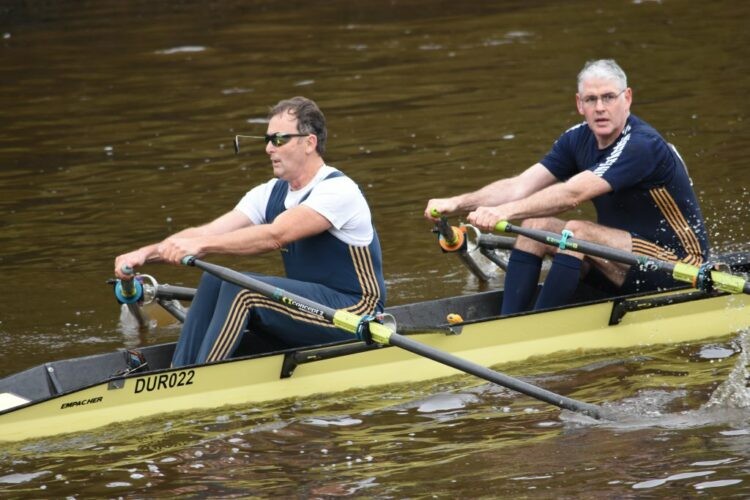 Sculling Series nears climax