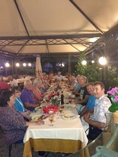 Dinner Veccia Riva