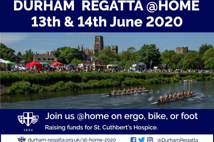 Durham Regatta takes place @Home