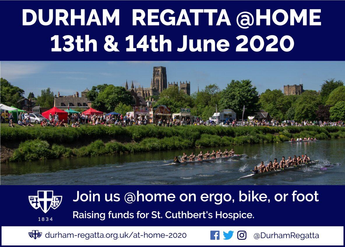 Durham Regatta@Home 2020