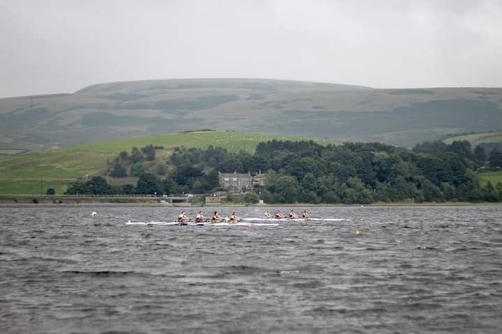 North of England Sprint Championships at Hollingworth Lake