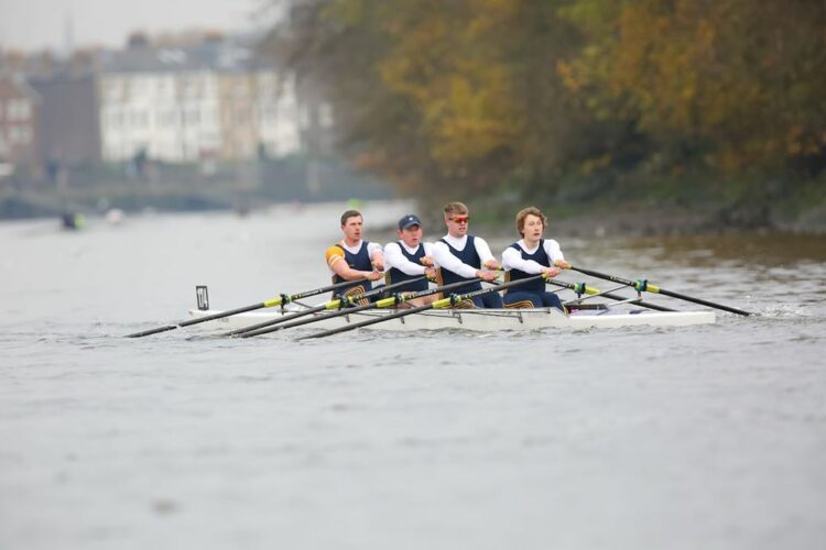 Tideway Fours and Veteran Fours