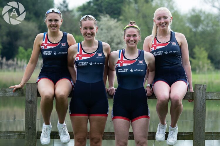 GB senior debut for Hope at World Rowing Cup in Sabaudia